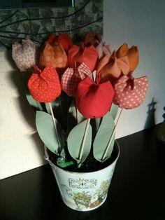 Ramo tulipane