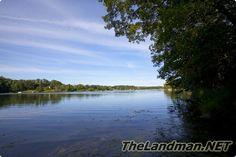 Lawrence Lake WI Marquette County Wisconsin Fishing Lake | Marquette County Lakes | Wisconsin Lakeshttp://www.thelandman.net/lawrence-lake.html #lawrencelake
