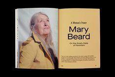 No Man's Land: Issue 2 — Elizabeth Goodspeed Web Design, Book Design, Layout Design, Brochure Layout, Brochure Design, Editorial Layout, Editorial Design, Logos Retro, Vintage Logos