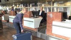 Geen onaangename en kostbare verassingen meer tijdens het inchecken van je koffers. De Princess San Francisco koffer heeft een innovatie digitale weegschaal ingebouwd in het handvat. Inschrijving MKB Innovatie Top 100 2015: http://www.mkbinnovatietop100.nl/site/inschrijving-2015-Princess-Sportsgear-02