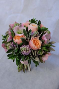 Wedding flowers by City Blossom