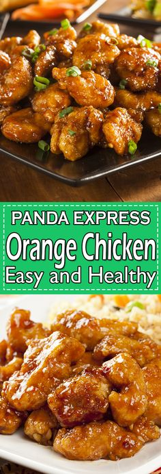 This orange chicken is made with sweet and savory Asian sauce. Orange Chicken re… This orange chicken is made with sweet and savory Asian sauce. Orange Chicken recipe can be made at home which is way better than take-out. Asian Chicken Recipes, Asian Recipes, Sweet Orange Chicken Recipe, Home Made Orange Chicken, Healthy Chicken Sauce, Orange Sauce For Chicken, Crockpot Orange Chicken, Orange Chicken Stir Fry, Chinese Orange Chicken