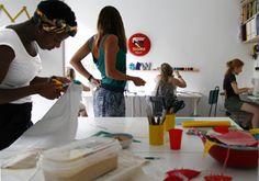PARAPENTE: talleres de costura en Valencia