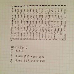 かぎ針で編むバスケット模様のブランケット・おくるみ 無料編み図