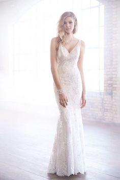 timeless Madison James wedding dress