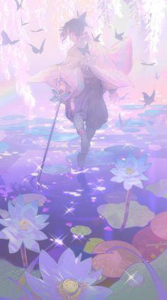 Anime Eyes, Anime Demon, Manga Anime, Anime Art, Demon Slayer, Slayer Anime, Pretty Backgrounds, Wallpaper Backgrounds, Tittle Ideas