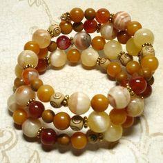 Handmade gorgeous bracelets