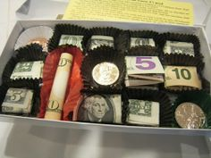 creative ways to give a gift card - Google Search