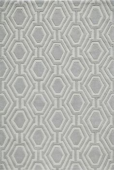 Rosenberry Rooms has everything imaginable for your child's room! Share the news and get $20 Off  your purchase! (*Minimum purchase required.) Grey Honeycomb Bliss Rug