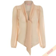 Pussy Bow Tie Blouse Chiffon Shirt Top Evening Party Prom Casual Summer Draped   eBay £15