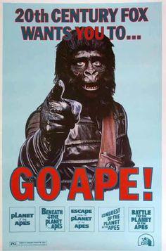 Planet of the Apes - Saga