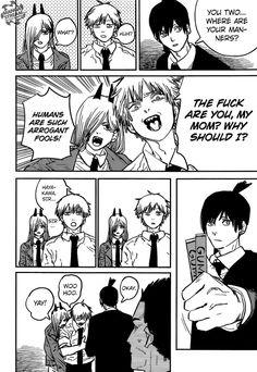 Manga Art, Anime Manga, Juju On That Beat, Viz Media, Man O, Cartoon Games, Chainsaw, Reaction Pictures, Animation