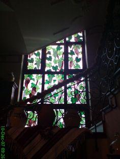 12 Vitraliu fereastra Cluj-Napoca 2007