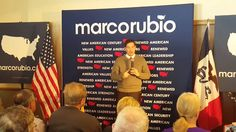 Marco Rubio: asked by atheist about his faith and influence @retweetngro