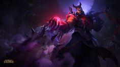 Blog de Desarrolladores: Actualizando el Arte | League of Legends