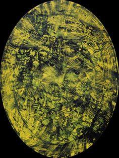 """"""" EIN SOMMERNACHTSTRAUM""""  Öl auf Leinwand  2010  60x80cm oval  von Stefan Kubicka  www.stefankubicka.at"""