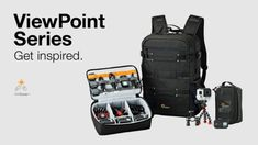 Take your GoPro® or other action video camera anywhere. The ViewPoint backpack with included action case is your ultimate POV solution! Lowepro Camera Bag, Gopro Accessories, Gopro Hero 5, Camera Bags, Video Camera, Best Camera, Action, Cases, Products