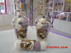 Brocheta y Brocheta del Real Madrid Golosinas Sports Birthday, Birthday Parties, Real Madrid, Troll, Soccer, Party, Little Man Party, Fiestas, Candy Stations