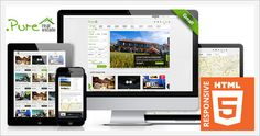 Review .Pure Real Estate HTML5 & CSS3 Templatewe are given they also recommend where is the best to buy