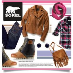 The 1964 Premium Wedge from SOREL: Contest Entry