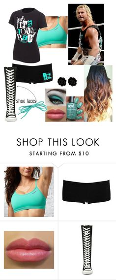 """Teaming With Dolph Ziggler To Make Randy Orton Jealous(Description)"" by samanthanicole39 ❤ liked on Polyvore featuring Reebok, People Tree, Nails Inc., Converse and Fornash"