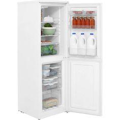 Lec Fridge Freezer | TF50152W | ao.com