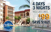 Orlando vacation packages