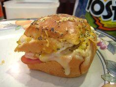 Ham & Cheese Sliders « normalcooking