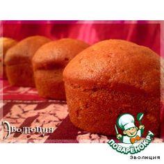 Кексы медовые постные - кулинарный рецепт