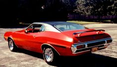 My mom had one of these. She loved it! 1972 Ford Gran Torino Sport