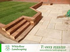 """""""Based in Leeds, West Yorkshire. Whiterose is a customer focused landscape design and installation company, we are a dedicated landscaping team working throughout Yorkshire and we pride ourselves on a high level of customer service from the initial consultation, through to installation and after-care.""""  http://inmorley.co.uk/item/whiterose-landscaping/"""