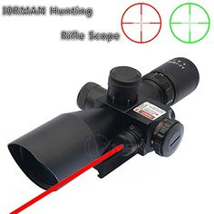 Special Offers - I0RMAN Original 2 in 1 Hunting Scope 2.5-1040 Tactical Optics Gun Scope Red/Green Illuminated Reticle Reflex Sight with Intergrated Red Dot Laser - In stock & Free Shipping. You can save more money! Check It (September 08 2016 at 07:41PM) >> http://huntingknivesusa.net/i0rman-original-2-in-1-hunting-scope-2-5-10x40-tactical-optics-gun-scope-redgreen-illuminated-reticle-reflex-sight-with-intergrated-red-dot-laser/