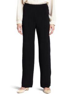 Jones New York Women's Wideleg Pant Formal Pants Women, Pants For Women, Wide Leg, Women Accessories, Pajama Pants, York, Casual, Jet, Stuff To Buy