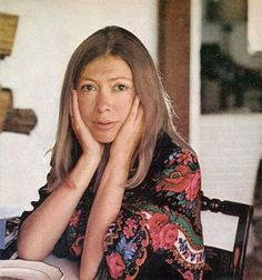 From Fashion to Fiction: Joan Didion | LOVE