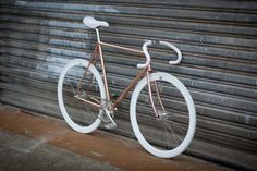 Ride / olsthoorn cycles copper 5 — Designspiration
