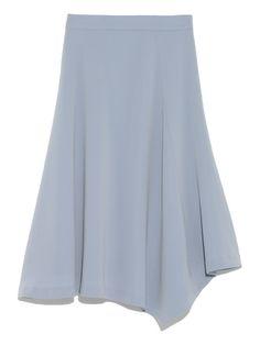 アシンメトリーフレアースカート(フレアスカート)|FRAY I.D(フレイアイディー)|ファッション通販|ウサギオンライン公式通販サイト