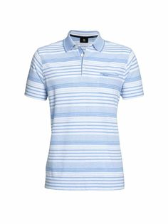 POLO SHIRT JAMES in Blue for Men | BOGNER UK