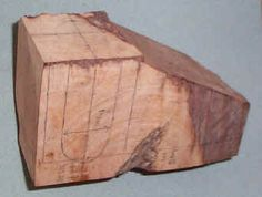 #pipe...roughed out block