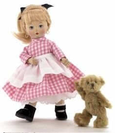 Am I too old to want this? Madame Alexander - Edith, The Lonely Doll, Woodkin