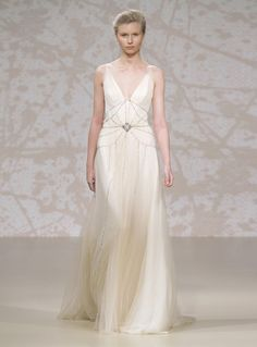 "The Look: Jenny Packham ""Persephone"" gown"