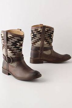 Frye Durango Booties, $368, available at Anthropologie.