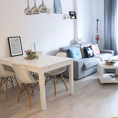 Single Apartment, Small Apartment Interior, Small Apartment Design, Small Apartment Decorating, Apartment Living, Home Interior Design, Cozy Room, Small Room Bedroom, Home And Living