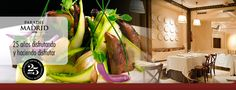 Restaurante Paradis Madrid - web oficial de reservas