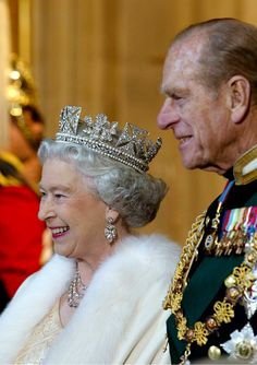 Fly your Union Jacks and pour your tea, because Prince Philip, the beloved husband of Queen Eliza...