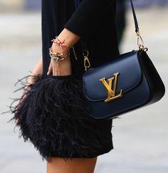 Vivienne LV Bag by Louis Vuitton