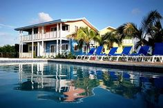 Dames Hotel Deals International - Winter Haven Inn - Clarence Town - Long Island, The Bahamas