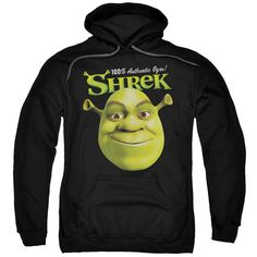Shrek: Authentic Hoodie
