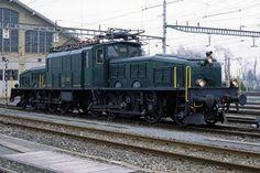 Be 6/8 III 13302 San Gotardo, Europa Express, Diesel, Swiss Railways, Electric Train, Trains, Train Tracks, Automobile, Ships