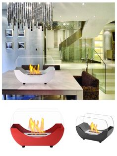 Ignis Authorized Retailerliberty Table Top Ethanol Fireplace Is A Medium Size Tabletop That Comes With