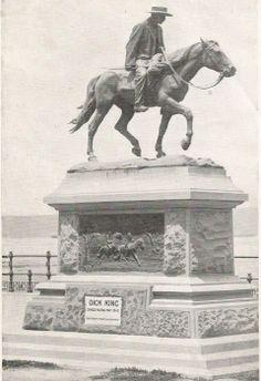 Dick King Memorial, Durban. ca. 1920